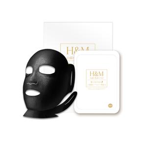 H&M 备长炭V脸提拉面膜